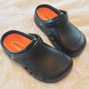 Shoes - Women's Professional Clog w/strap